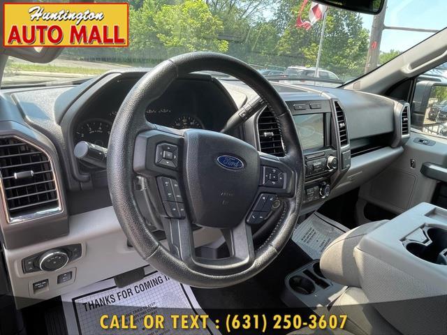 "Used Ford F-150 4WD SuperCrew 145"" XLT 2016   Huntington Auto Mall. Huntington Station, New York"