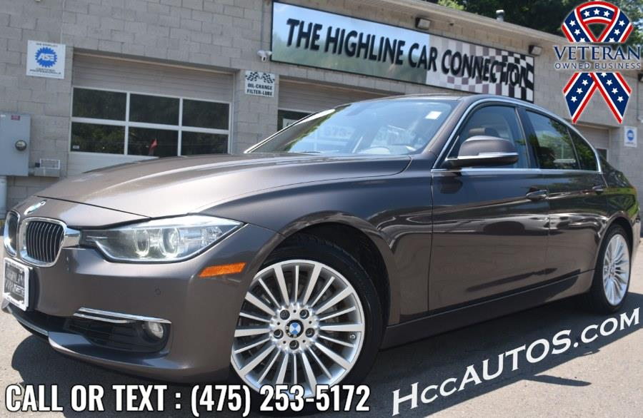 Used BMW 3 Series Sdn 335i xDrive AWD 2013 | Highline Car Connection. Waterbury, Connecticut