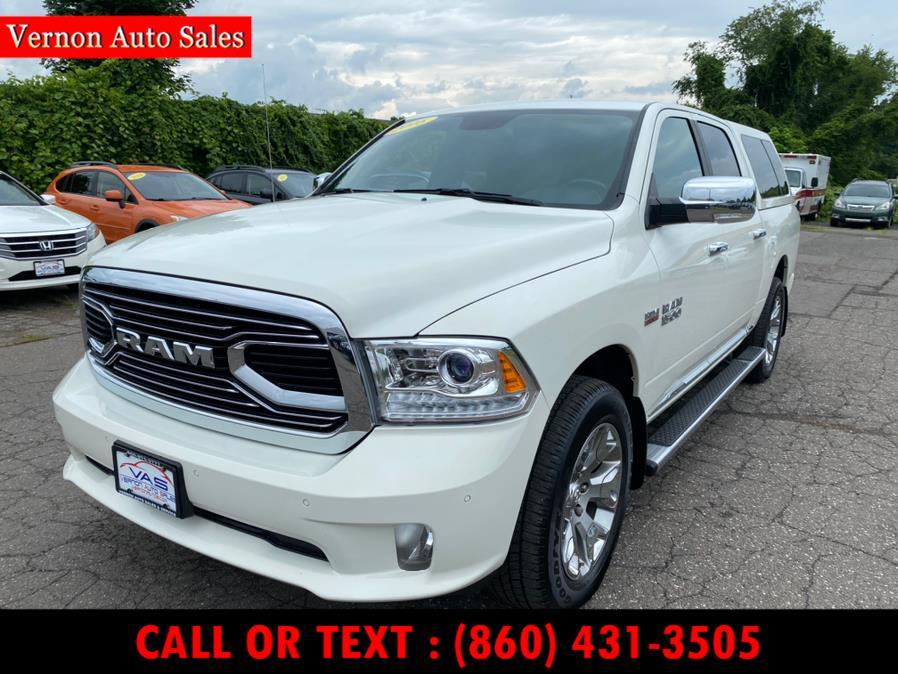 """Used Ram 1500 4WD Crew Cab 140.5"""" Longhorn Limited 2016 