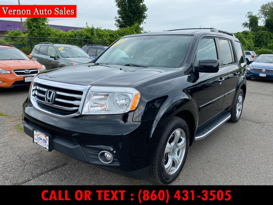 Used 2015 Honda Pilot in Manchester, Connecticut | Vernon Auto Sale & Service. Manchester, Connecticut