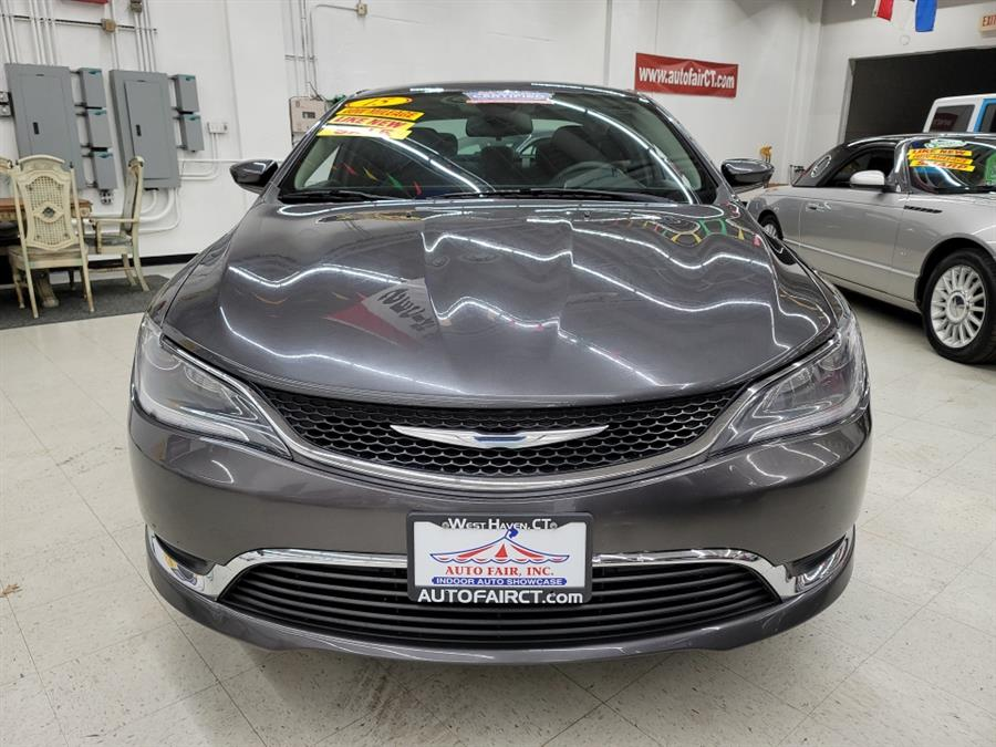 2015 Chrysler 200 4dr Sdn Limited FWD, available for sale in West Haven, CT