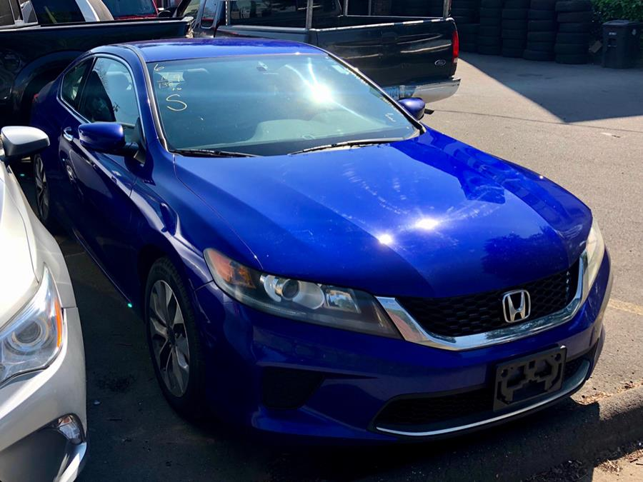 Used Honda Accord Coupe 2dr I4 CVT LX-S 2014 | Primetime Auto Sales and Repair. New Haven, Connecticut