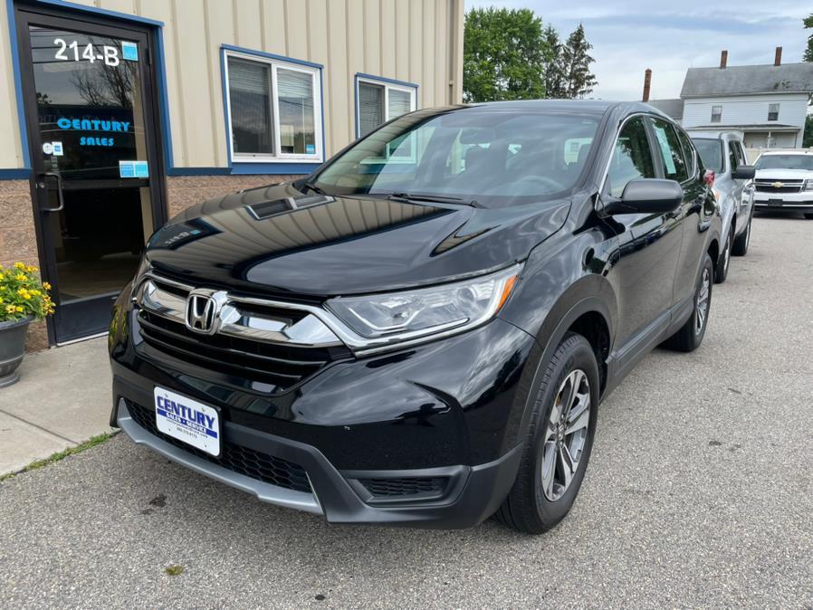 Used 2018 Honda CR-V in East Windsor, Connecticut | Century Auto And Truck. East Windsor, Connecticut