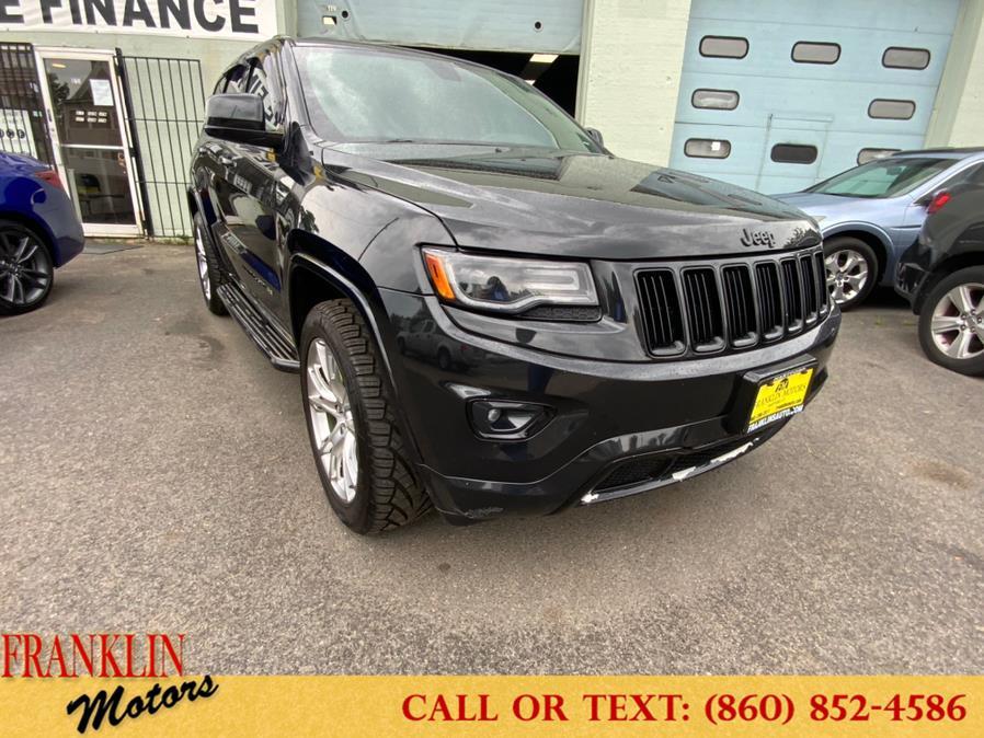 Used 2015 Jeep Grand Cherokee in Hartford, Connecticut   Franklin Motors Auto Sales LLC. Hartford, Connecticut