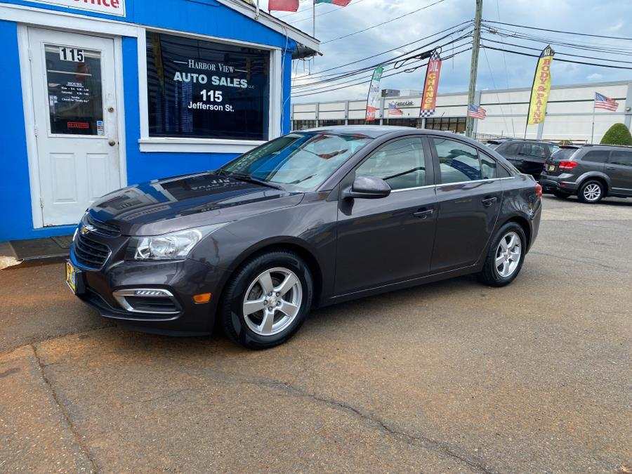 Used 2015 Chevrolet Cruze in Stamford, Connecticut | Harbor View Auto Sales LLC. Stamford, Connecticut