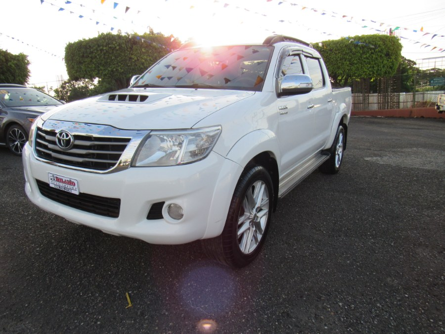 Used 2013 Toyota HILUX in San Francisco de Macoris Rd, Dominican Republic | Hilario Auto Import. San Francisco de Macoris Rd, Dominican Republic