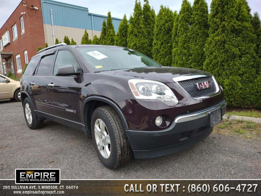 Used 2008 GMC Acadia in S.Windsor, Connecticut   Empire Auto Wholesalers. S.Windsor, Connecticut