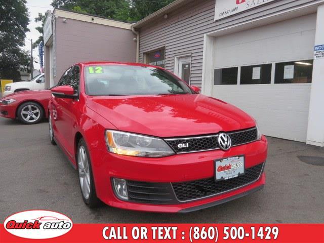 Used 2012 Volkswagen GLI in Bristol, Connecticut | Quick Auto LLC. Bristol, Connecticut