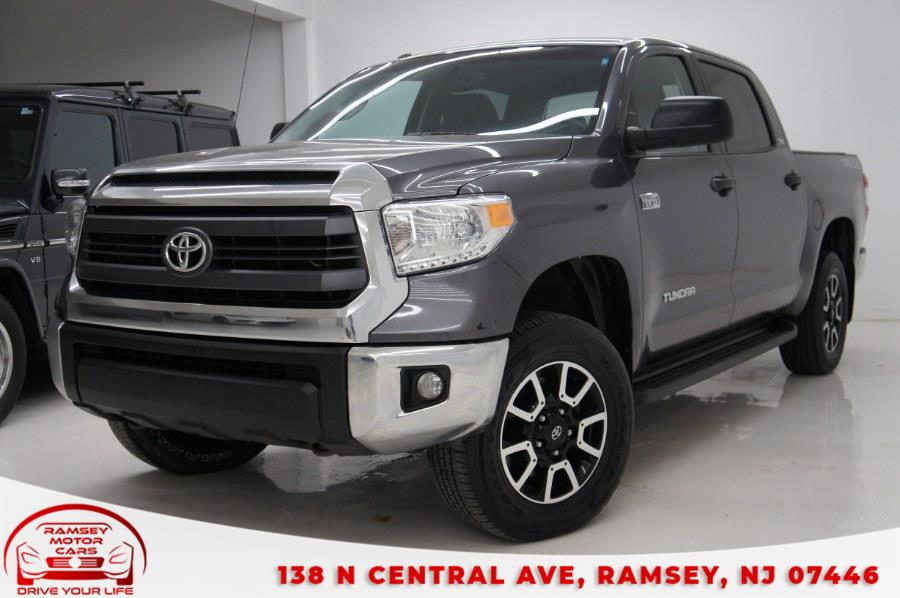 Used 2014 Toyota Tundra 4WD Truck in Ramsey, New Jersey | Ramsey Motor Cars Inc. Ramsey, New Jersey