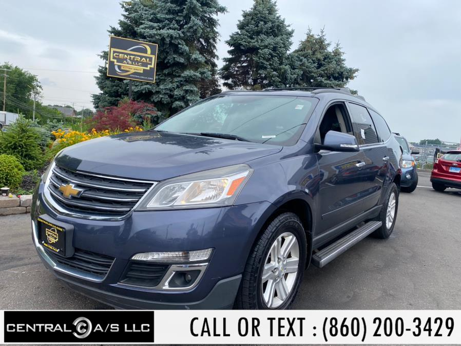 Used Chevrolet Traverse AWD 4dr LT w/1LT 2014 | Central A/S LLC. East Windsor, Connecticut