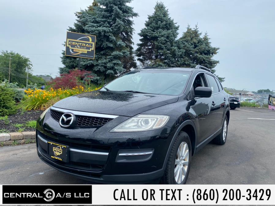 Used Mazda CX-9 AWD 4dr Sport 2009 | Central A/S LLC. East Windsor, Connecticut