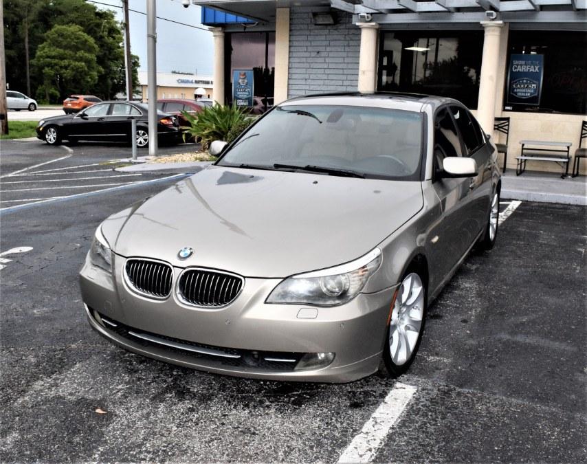 Used 2008 BMW 5 Series in Winter Park, Florida | Rahib Motors. Winter Park, Florida