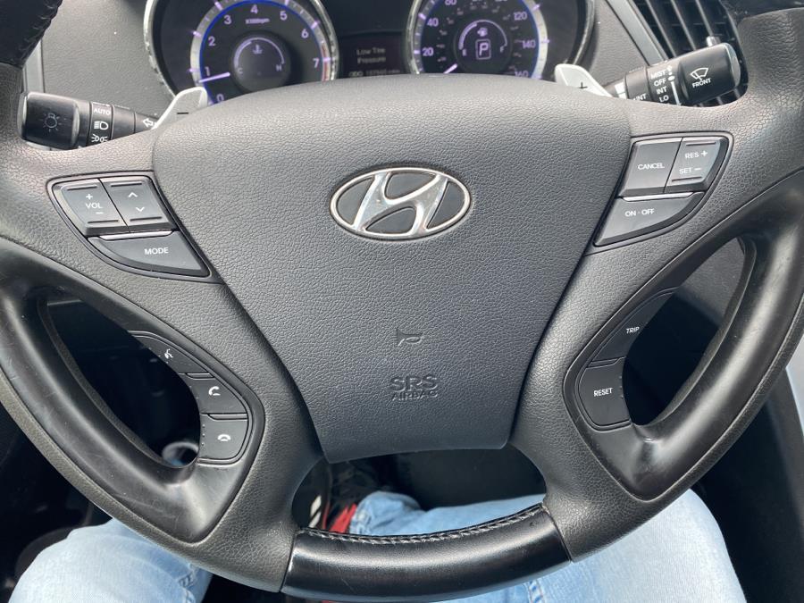 Used Hyundai Sonata 4dr Sdn 2.4L Auto SE *Ltd Avail* 2011   Route 46 Auto Sales Inc. Lodi, New Jersey