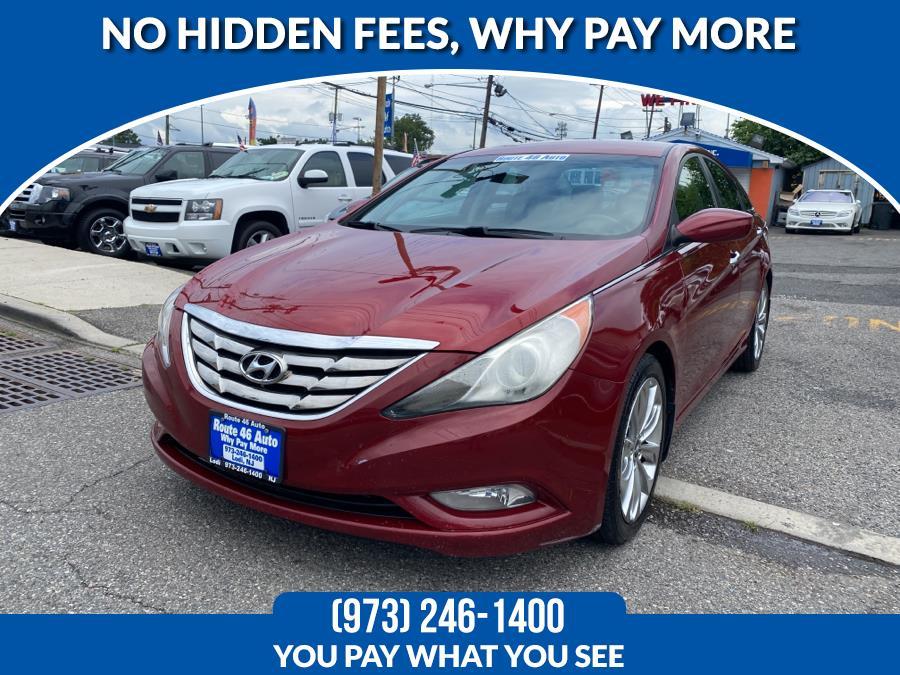 Used 2011 Hyundai Sonata in Lodi, New Jersey | Route 46 Auto Sales Inc. Lodi, New Jersey