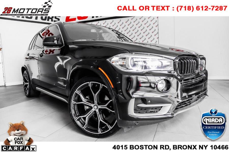 Used BMW X5 xDrive35i Sports Activity Vehicle 2018   26 Motors Corp. Bronx, New York