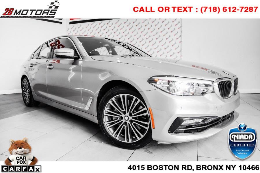 Used BMW 5 Series 530i xDrive Sedan 2018   26 Motors Corp. Bronx, New York