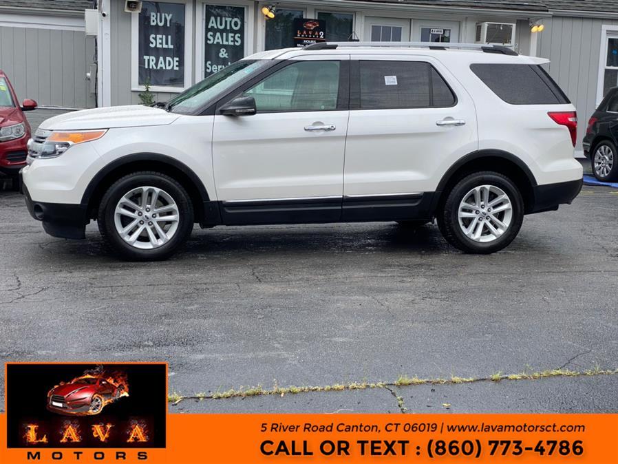 Used 2012 Ford Explorer in Canton, Connecticut | Lava Motors. Canton, Connecticut