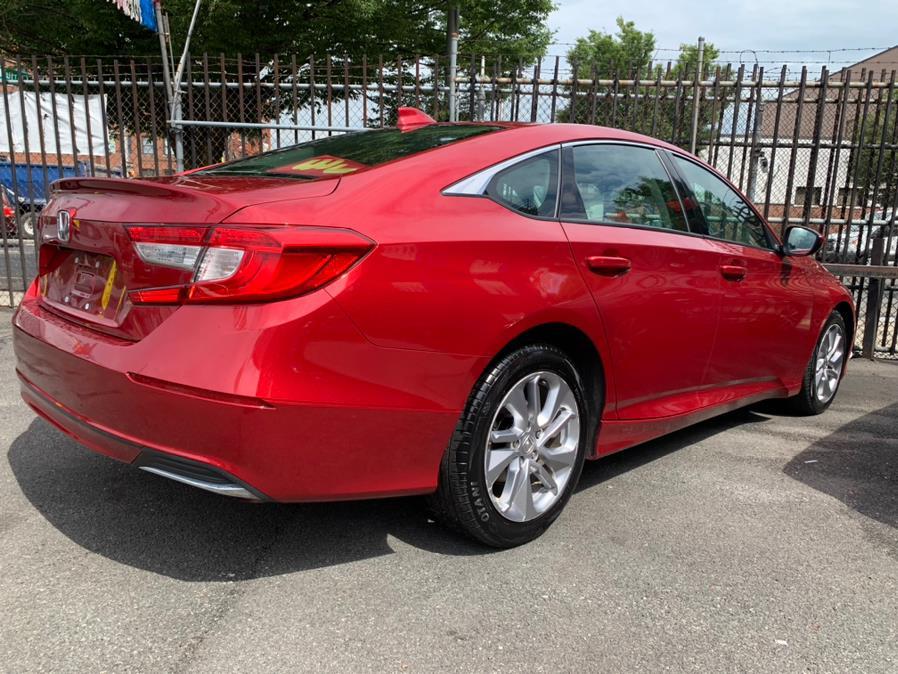 Used Honda Accord Sedan LX 1.5T CVT 2018   Champion Used Auto Sales LLC. Newark, New Jersey