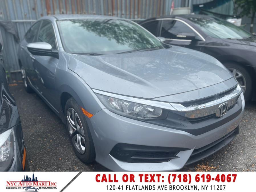 Used Honda Civic Sedan LX CVT 2018   NYC Automart Inc. Brooklyn, New York
