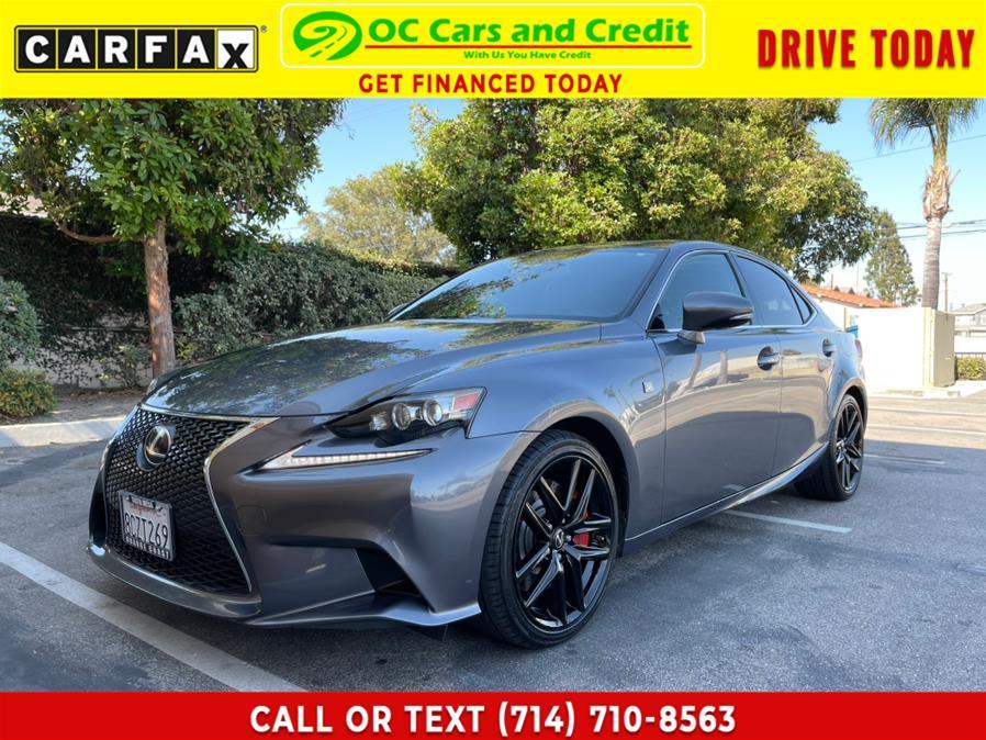 Used 2014 Lexus IS 350 in Garden Grove, California | OC Cars and Credit. Garden Grove, California