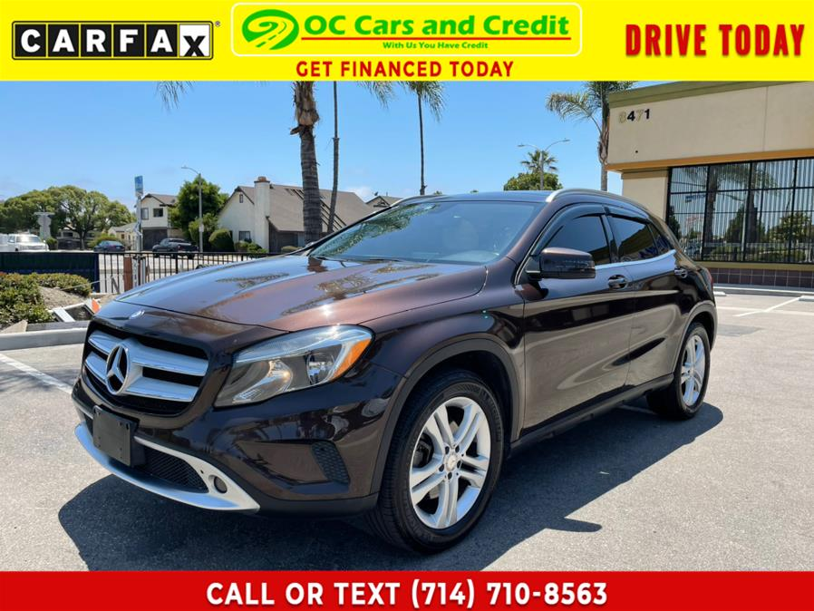 Used 2015 Mercedes-Benz GLA-Class in Garden Grove, California | OC Cars and Credit. Garden Grove, California