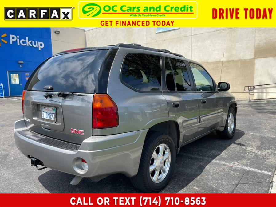 Used GMC Envoy 4dr 4WD SLE 2005 | OC Cars and Credit. Garden Grove, California