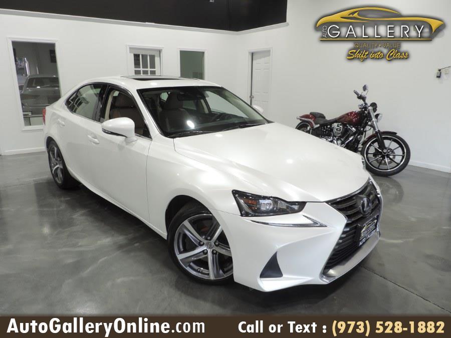 Used 2018 Lexus IS in Lodi, New Jersey | Auto Gallery. Lodi, New Jersey