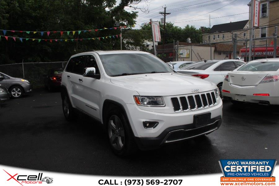 Used Jeep Grand Cherokee 4WD 4dr Limited 2014 | Xcell Motors LLC. Paterson, New Jersey
