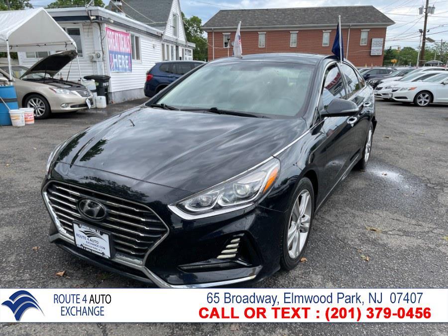 Used Hyundai Sonata Limited 2.4L 2018   Route 4 Auto Exchange. Elmwood Park, New Jersey