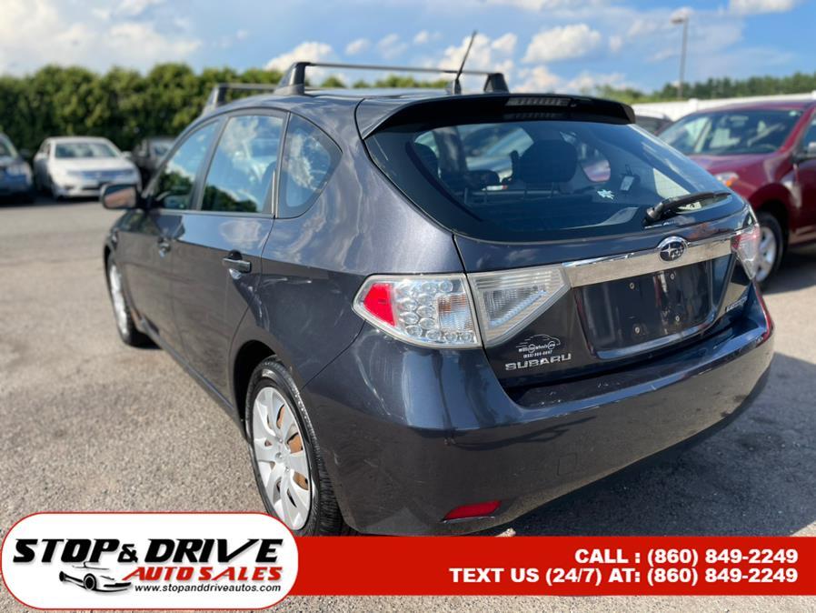 Used Subaru Impreza Wagon 5dr Man i 2009 | Stop & Drive Auto Sales. East Windsor, Connecticut