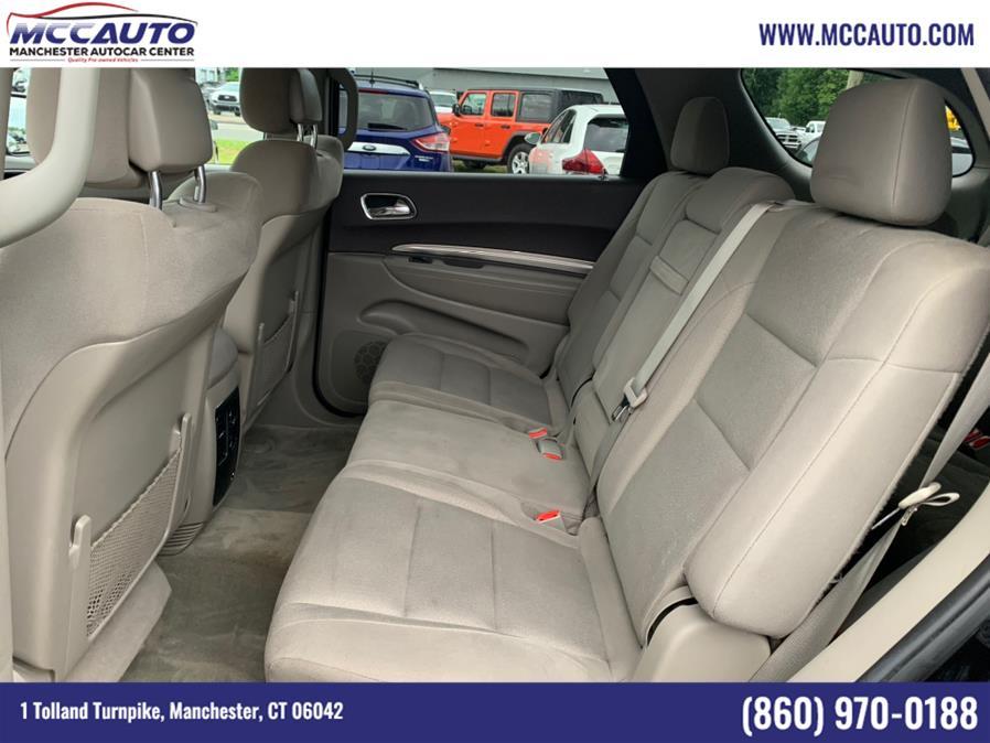 Used Dodge Durango AWD 4dr SXT 2013 | Manchester Autocar Center. Manchester, Connecticut