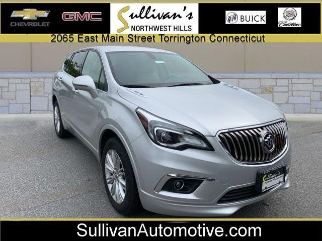 Used Buick Envision Preferred 2018   Sullivan Automotive Group. Avon, Connecticut