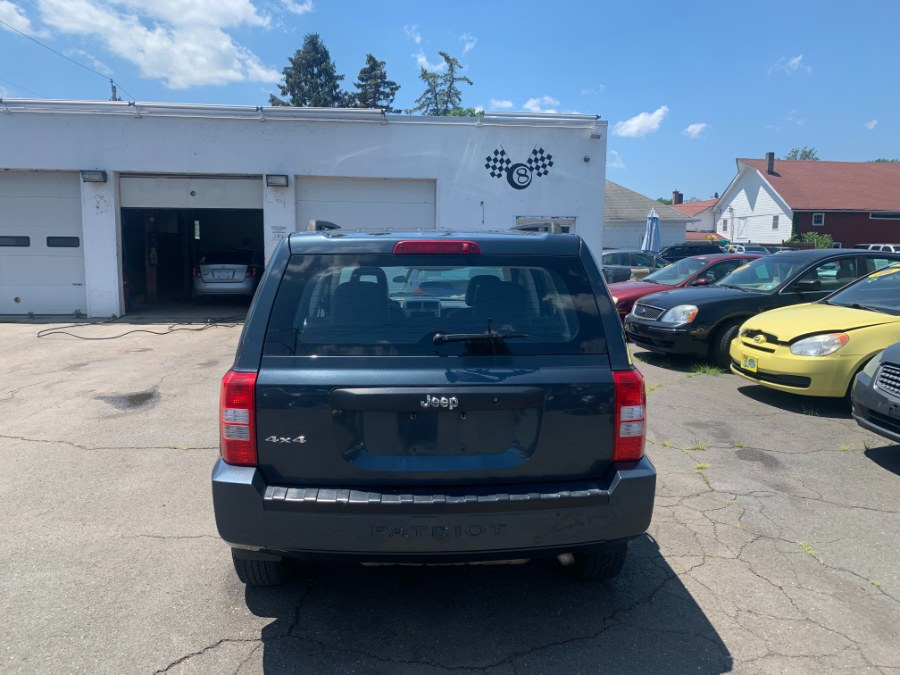 Used Jeep Patriot 4WD 4dr Sport 2008 | CT Car Co LLC. East Windsor, Connecticut