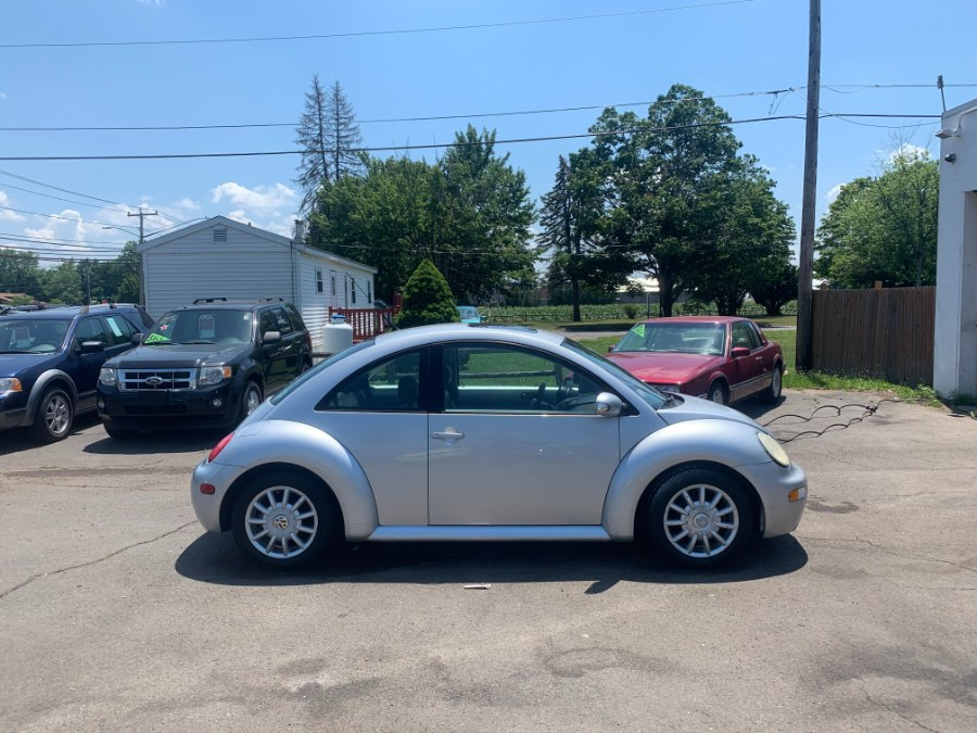 Used Volkswagen New Beetle Coupe 2dr Cpe GLS Manual 2004 | CT Car Co LLC. East Windsor, Connecticut