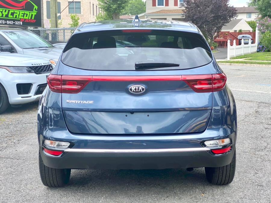 Used Kia Sportage LX AWD 2021   Easy Credit of Jersey. South Hackensack, New Jersey