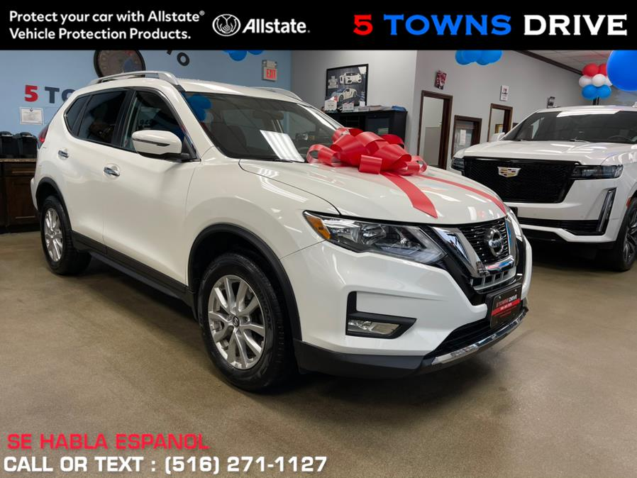 Used Nissan Rogue 2017.5 AWD SL 2017 | 5 Towns Drive. Inwood, New York