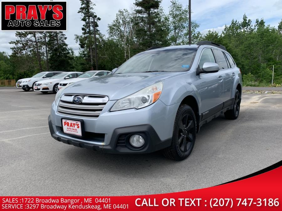 Used Subaru Outback 4dr Wgn H4 Auto 2.5i Premium 2014 | Pray's Auto Sales . Bangor , Maine