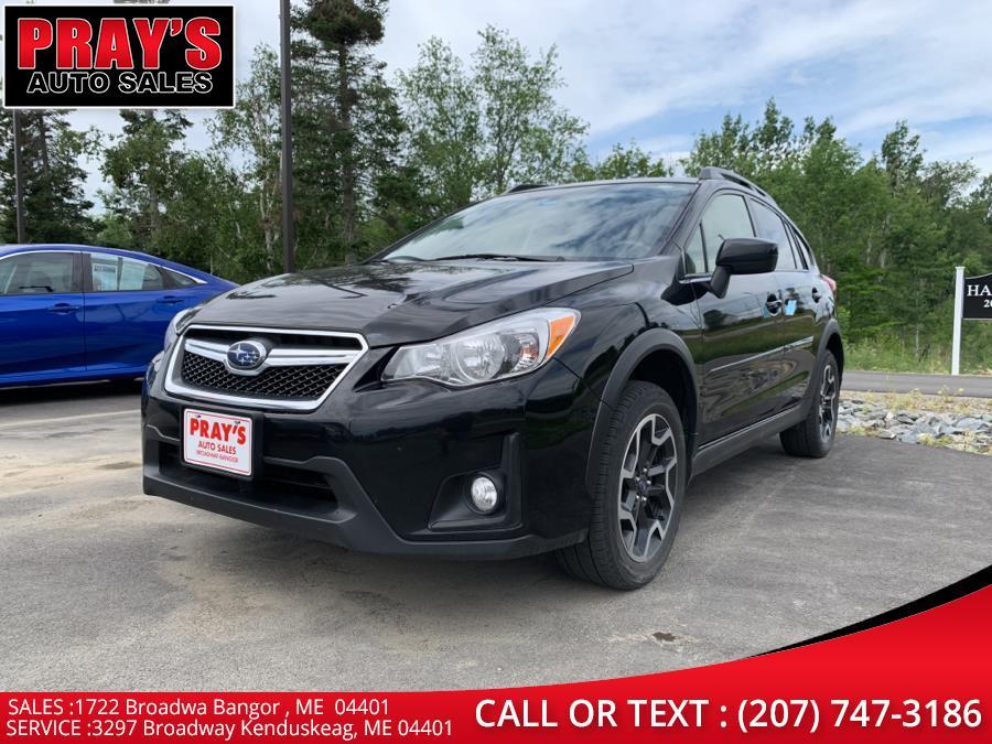 Used Subaru Crosstrek 2.0i Premium CVT 2017 | Pray's Auto Sales . Bangor , Maine