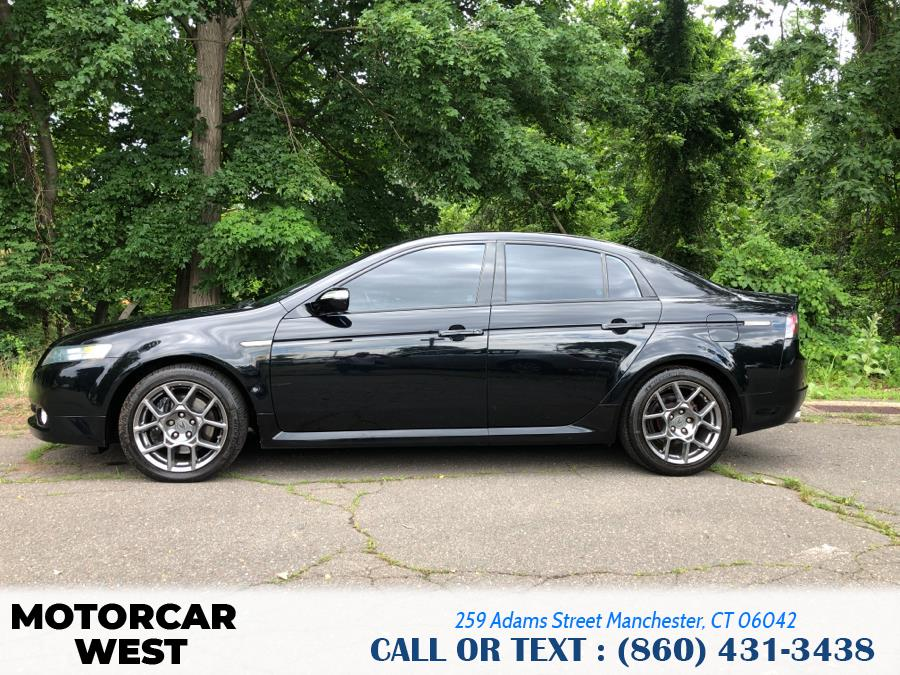 Used Acura TL 4dr Sdn Auto Type-S 2008   Motorcar West. Manchester, Connecticut