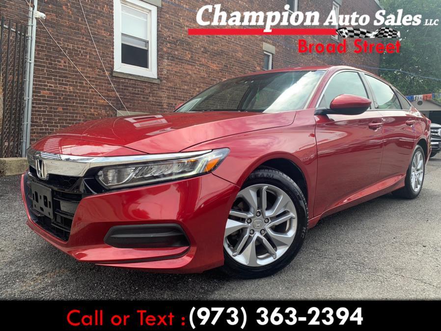 Used 2018 Honda Accord Sedan in Newark, New Jersey | Champion Auto Sales. Newark, New Jersey