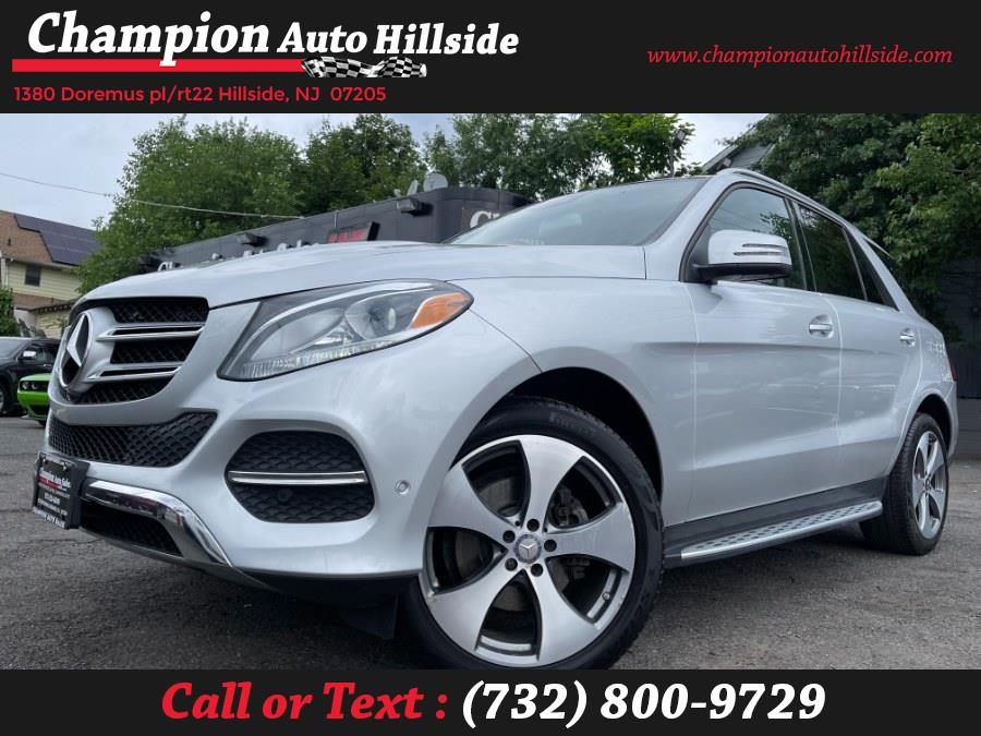 Used 2016 Mercedes-Benz GLE in Hillside, New Jersey | Champion Auto Sales. Hillside, New Jersey