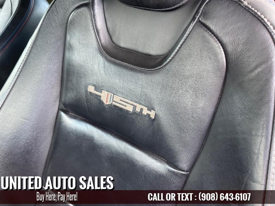 Used Chevrolet Camaro LT 2012 | United Auto Sale. Newark, New Jersey