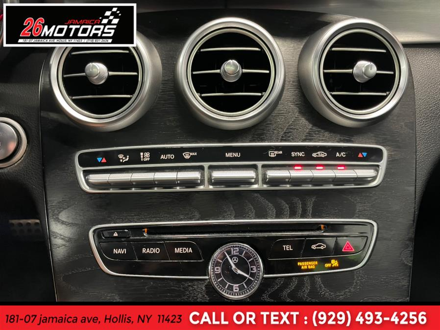 Used Mercedes-Benz C-Class Coupe C 300 4MATIC Coupe 2018 | Jamaica 26 Motors. Hollis, New York