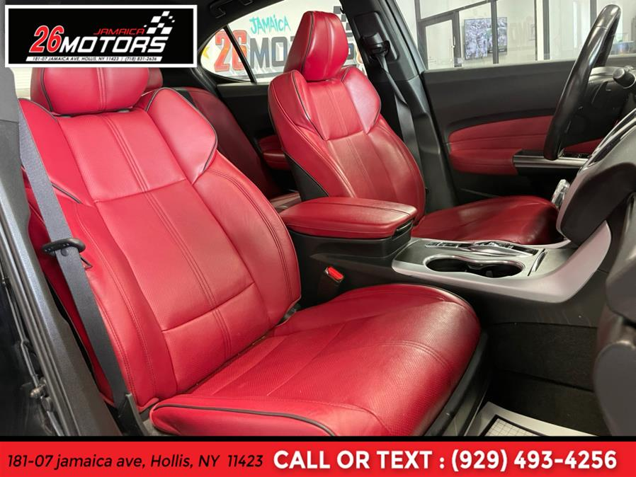 Used Acura TLX A-Spec 3.5L SH-AWD w/A-Spec Pkg Red Leather 2019 | Jamaica 26 Motors. Hollis, New York