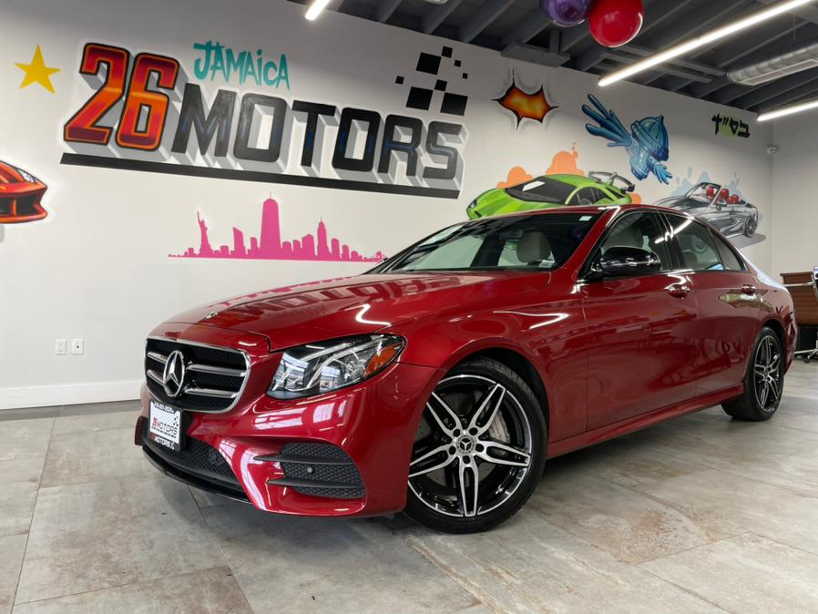Used Mercedes-Benz E-Class Sport Pkg E 300 RWD Sedan 2019 | Jamaica 26 Motors. Hollis, New York