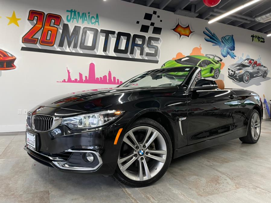 Used 2018 BMW 4 Series Convertible in Hollis, New York | Jamaica 26 Motors. Hollis, New York