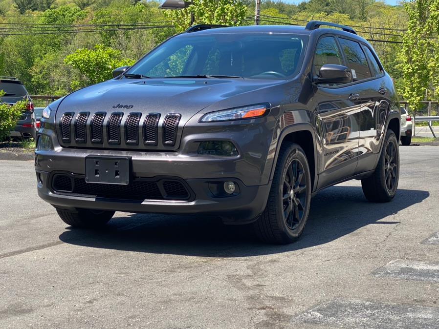 Used Jeep Cherokee 4WD 4dr Latitude 2014 | Lava Motors 2 Inc. Canton, Connecticut