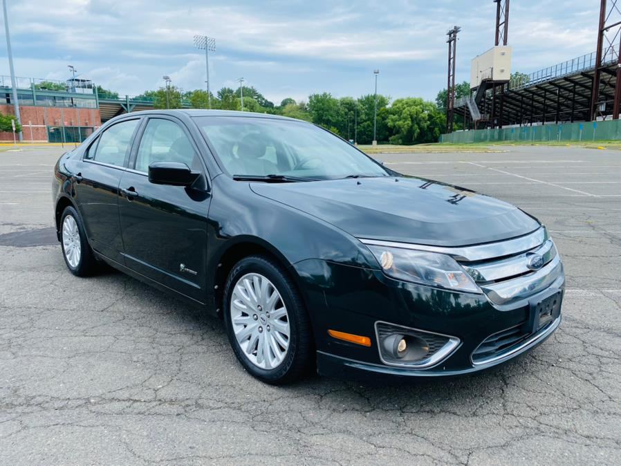 Used Ford Fusion 4dr Sdn Hybrid FWD 2010 | Supreme Automotive. New Britain, Connecticut