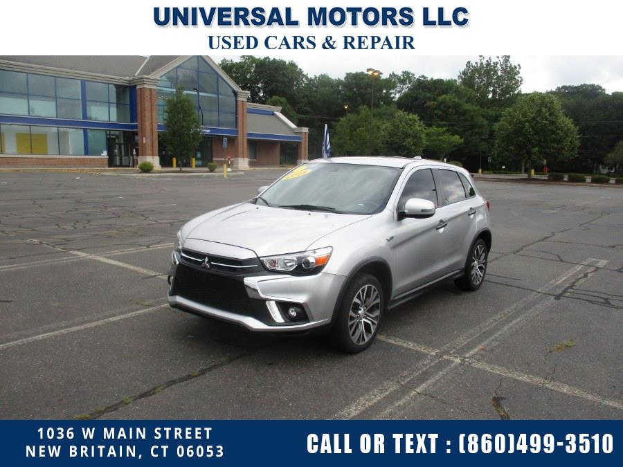 Used 2018 Mitsubishi Outlander Sport in New Britain, Connecticut | Universal Motors LLC. New Britain, Connecticut