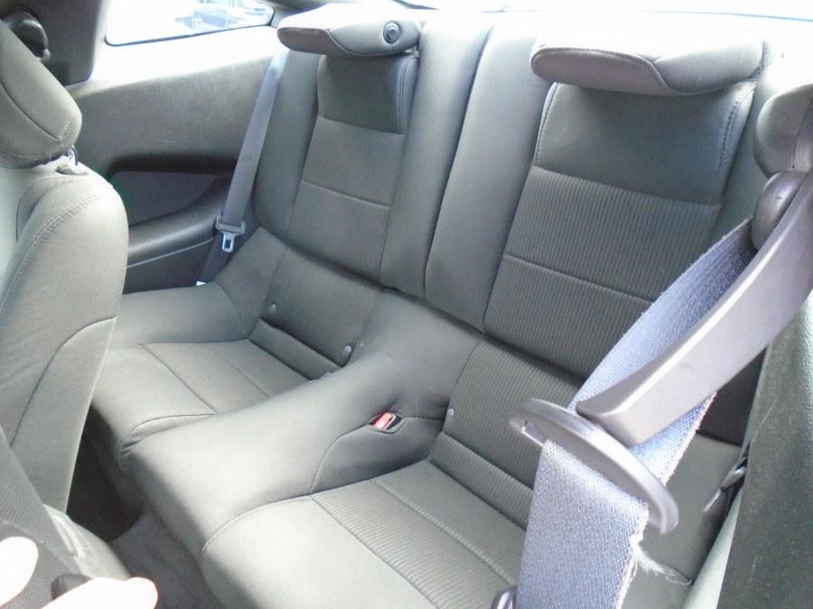 Used Ford Mustang 2D 3.7L V6 Manual 6 Speed 2013 | Jim Juliani Motors. Waterbury, Connecticut